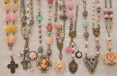 Andrea Singarella...pretty pretty necklaces!