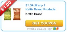 New Snack Food Coupons for Chips, Nuts, and Pretzels!