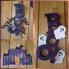 Dollar Tree Halloween, Halloween Arts And Crafts, Halloween Beads, Halloween Goodies, Dollar Tree Crafts, Halloween Projects, Holidays Halloween, Fall Crafts, Halloween Crafts