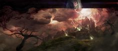 ArtStation - Spellstorm, Aleksi Briclot