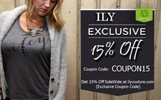 ILY Couture Coupon Codes