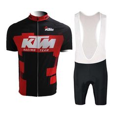 4fff02aa4 KTM Summer Cycling Jersey Cycling Clothing Quick-Dry Cycle Clothes Race Bicycle  Wear Ropa Ciclismo