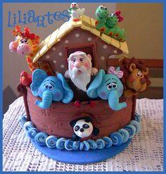 Arca de Noé by Liliartes
