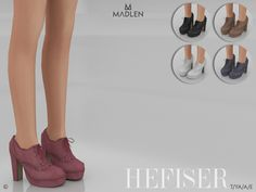 MJ95's Madlen Hefiser Shoes