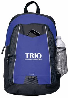Impulse Backpack – Western Texas College, #TRIO Educational Talent Search