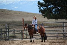 Horsemanship tips-mounting a horse, loping, collection, spins
