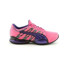 5cdc579153d Womens Puma Voltaic III Athletic Shoe - Pink Purple - Liking these for  Zumba Coolest