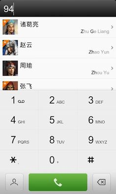 12 Best Android dialer images in 2015   Android, Ui ux