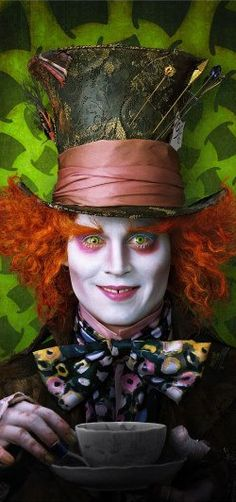 Alice In Wonderland Mad Hatter's Tea Party | House of Beccari~