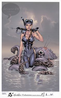 Tomb Raider print by Marc Silvestri Comic Art Comic Book Artists, Comic Book Characters, Comic Book Heroes, Comic Artist, Comic Character, Comic Books Art, Character Design, Comic Art Girls, Comics Girls