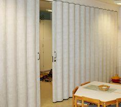 JORO Paljeovi päiväkoti Curtains, Home Decor, Insulated Curtains, Homemade Home Decor, Blinds, Draping, Decoration Home, Drapes Curtains, Sheet Curtains