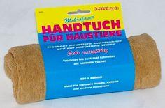Snugglesafe Mikrofaser Handtuch für Hunde, Katzen, Kleintiere, Haustiere
