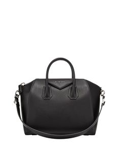 Givenchy Antigona Medium Leather Satchel Bag 67de4060616eb
