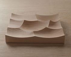 木製トレイ (ハードメープル)Storm Tray (S) - Best of pins! Teds Woodworking, Woodworking Projects, Woodworking Equipment, Woodworking Classes, Wood Furniture, Furniture Design, Into The Woods, Bowl Designs, Wooden Art