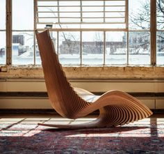 Diwani Chair | AE Superlab | Brooklyn, USA | DesignDaily