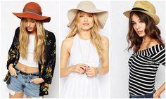 Počas horúcich dní nezabúdajte na štýlové klobúky.
