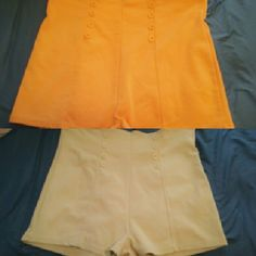 1DAYSALE Size 2x highway shorts BUNDLE OF 2 Barely used Last Exit Shorts