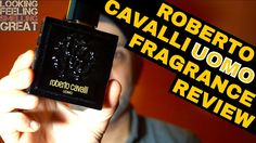Roberto Cavalli Uomo Review + Giveaway
