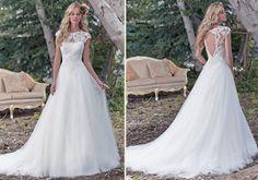 Vestido de Noiva IN-A347N