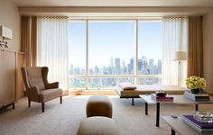 Source: http://freshome.com/2011/10/28/soft-colored-new-york-apartment-central-park-home/#.  A Central Park Apartment by Shawn Henderson Interior Design.