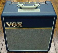 Vox Custom AC4C1 4W 1x10 Tube Guitar Combo Amplifier