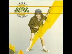 AC/DC- Live Wire stick this is your fusebox...hehe