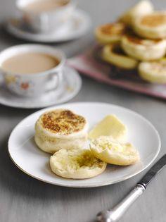 English muffins   Jamie Oliver
