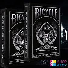 Cheap black deck, Buy Quality playing cards magic directly from China magic tricks Suppliers: Shadow Masters Original Bicycle Shadow Playing Card magic trick Black Deck By Ellusionist Creative Poker Magic Props Bicycle Cards, Bicycle Playing Cards, Poker, Magic Playing Cards, Magic Card Tricks, Black Deck, Magic Props, Baby Shop Online, Card Companies