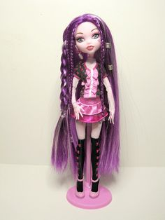 Monster High Rerooted DT Draculaura | Flickr - Photo Sharing!