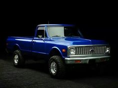 I will have a truck like this one day..
