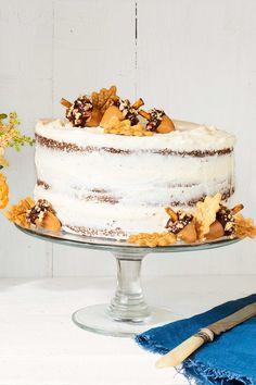 Spice Layer Cake  - CountryLiving.com