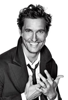 Matthew McConaughey by Eric Ray Davidson • 2014