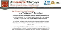 """A common question that a lot of timeshare owners ask is: How Can I Cancel my Timeshare Contract? The short answer is, not easily. While people like to think that they are a member of a """"club"""", that they can simply walk away from, this is not the case. A timeshare is difficult, but not impossible, to be cancelled."""