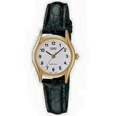 Casio Collection - Men Wrist Watch on YOOX. The best online selection of Wrist Watches Casio. Gents Watches, Stylish Watches, Casual Watches, Watches For Men, Casio Vintage, Casio Quartz, Clock Parts, Ladies Gents, Gold Bands