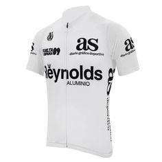 99685f01c Reynolds Aluminio Retro Short Cycling Jersey | Freestylecycling.com Road  Cycling, Cycling Gear,