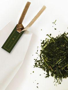 Shimogamo Tea House - Branding & Packaging Design on Behance