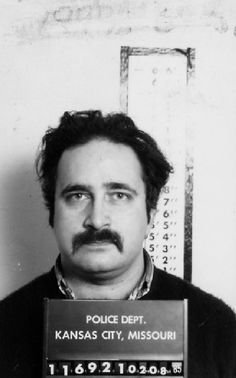 Robert Berdella raped, tortured & killed at least 6 men between 1984 & 1987. Berdella had detailed torture logs & large numbers of Polaroid pictures he had taken of his victims. He would dismember his victims and leave most for the weekly garbage pickup. Those bodies were never recovered. Berdella was apprehended on April 2, 1988, after a victim he had been torturing for a week jumped from the 2nd story of his house and escaped, wearing only a dog collar. Berdella died on October 8, 1992.