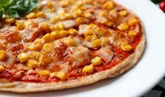 Dokonalá pizza z tvarohového cesta, ktorá má veľa bielkovín a tuky takmer na nule (Recept) – Fitclan Hawaiian Pizza, No Equipment Workout, Workout Programs, Mozzarella, Health, Fitness, Food, Hampers, Salud