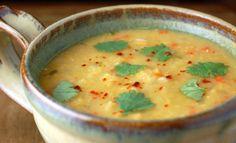 Voici ma recette de soupe alcaline préférée en espérant qu'elle saura vous apporter le réconfort, la santé et l'équilibre que vous méritez