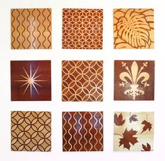Wood Veneer Patterns