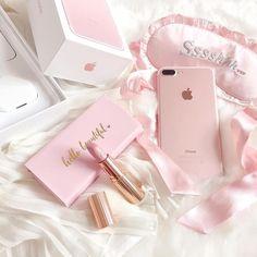 Pink girly stuff...love