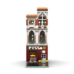 Badge Creator, Cool Photos, Interesting Photos, Lego Modular, Lego Architecture, Lego Moc, Cool Lego, Lego City, Black Backgrounds