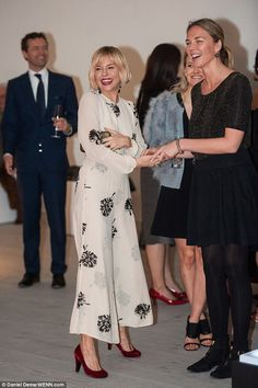 Sienna Miller in Reformation -  Rolls-Royce VIP preview at the Saatchi Gallery in London.  (November 2014)