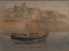 Resultado de imagem para Aguarelas do pintor Antonio Cruz