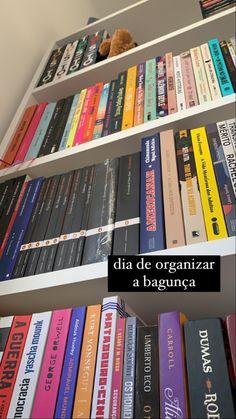 Umberto Eco, Bookcase, Prints, Instagram, Home Decor, Organize, Decoration Home, Room Decor, Book Shelves