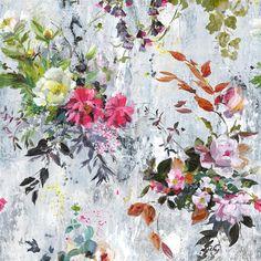 Aubriet Fuchsia Fabric | Designers Guild