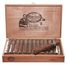 Don Antonio Escogido Numero 5 Cigars - Gift Ideas for Groomsmen #NYWeddingsMag