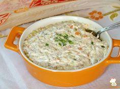 Пилешка салата со месо од копани и компири