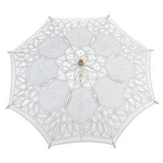 8e16a67bc8ca Lace Umbrella, Blue Lace Parasol, Bridal Umbrella, Wedding Parasol ...