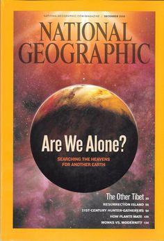National Geographic Magazine - December 2009 - Vol. 216, No. 6